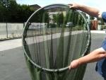 Reifen-Wurfnetz