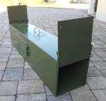 Kastenfalle pop130cm Stahlblech